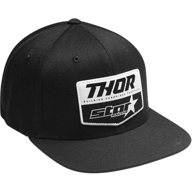 Купить Кепка Thor Star Racing Chevron Flexfit