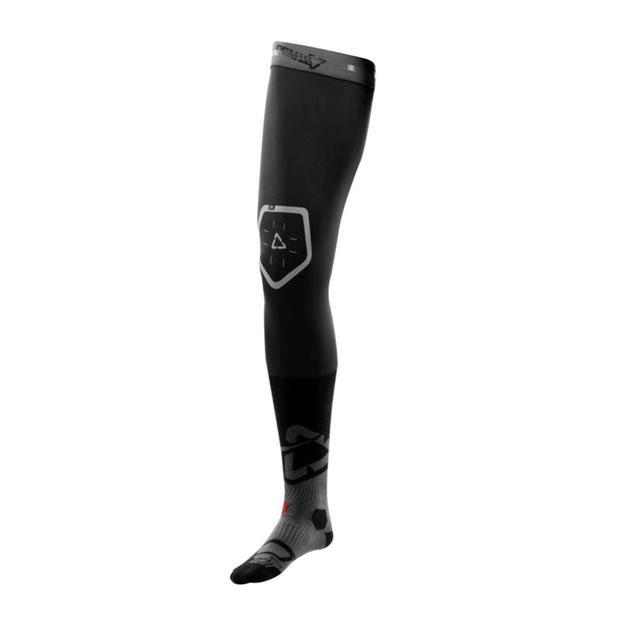 Купить Чулок-носок под наколенники Leatt черный