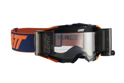 купить Очки Leatt Velocity 6.5 Roll-Off Ink/Orange Clear