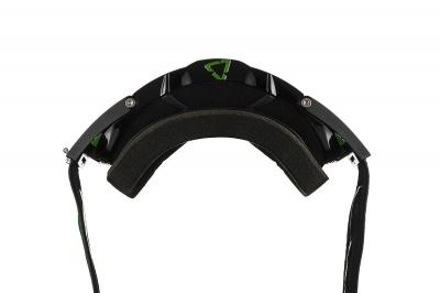 купить Очки Leatt Velocity 6.5 Black/Green Smoke