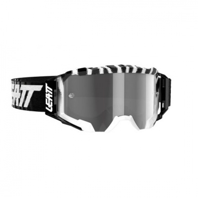 купить Очки Leatt Velocity 5.5 Zebra/Light Grey