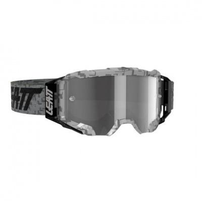 купить Очки Leatt Velocity 5.5 Steel/Light Grey