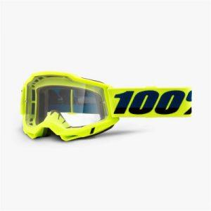 купить Очки 100% Accuri 2 Goggle Yellow / Clear Lens