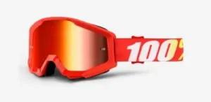 купить Очки 100% Strata Furnace / Clear Lens