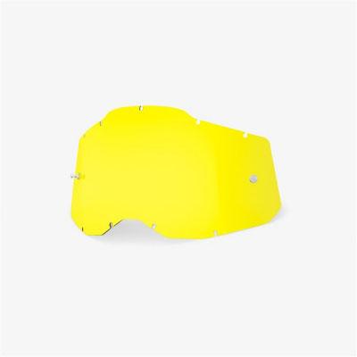 купить Линза 100% RC2/AC2/ST2 Replacement Lens Yellow