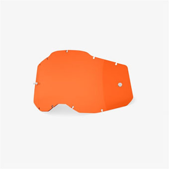 купить Линза 100% RC2/AC2/ST2 Replacement Lens Orange