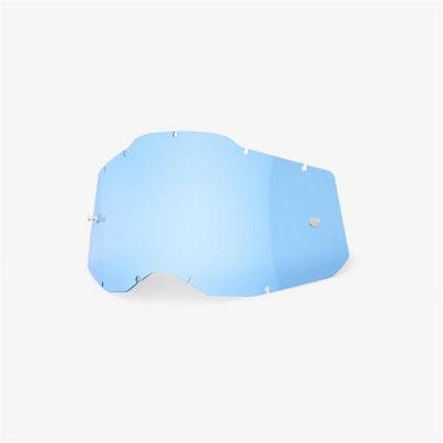 купить Линза 100% RC2/AC2/ST2 Replacement Lens Blue