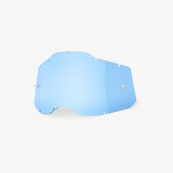 купить Линза 100% RC2/AC2/ST2 Replacement Lens Blue