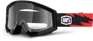 купить Очки 100% Strata Slash / Clear Lens