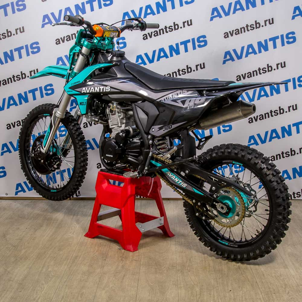 купить Мотоцикл Avantis A6 (174 MN)