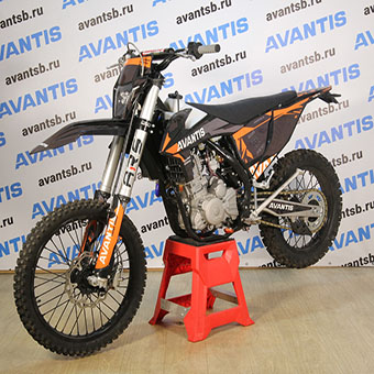 Мотоцикл Avantis Enduro 300 Carb ARS c ПТС