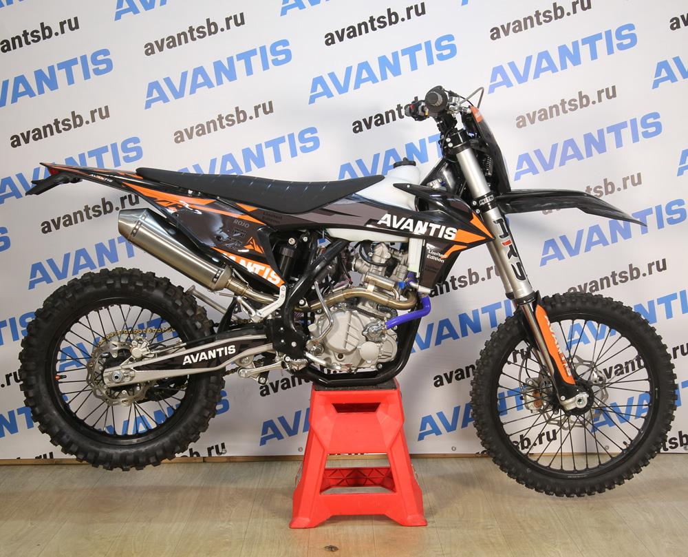 купить Мотоцикл Avantis Enduro 300 Carb ARS c ПТС