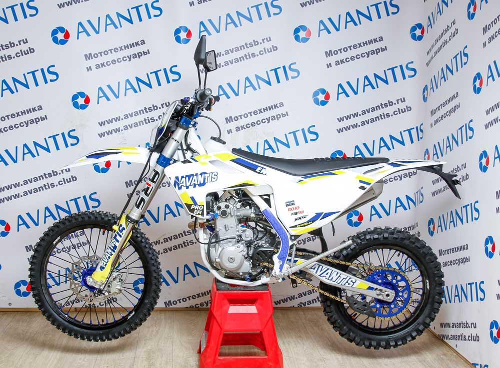 Мотоцикл Avantis Enduro 300 Pro/EFI ARS (с ПТС)