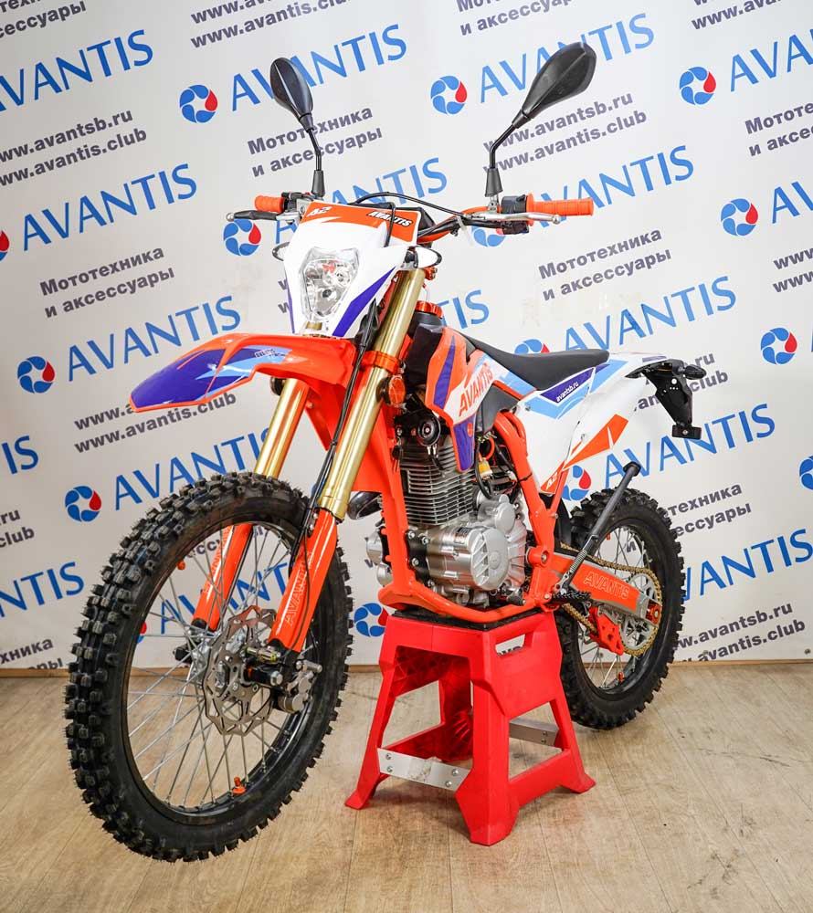 Мотоцикл Avantis  A2 (172FMM) ПТС
