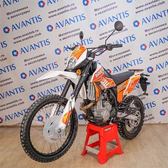купить Мотоцикл Avantis Dakar 250 Twincam c ПТС