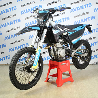 Мотоцикл Avantis Enduro 300 PRO/EFI Ars (NC250/177MM ) c ПТС