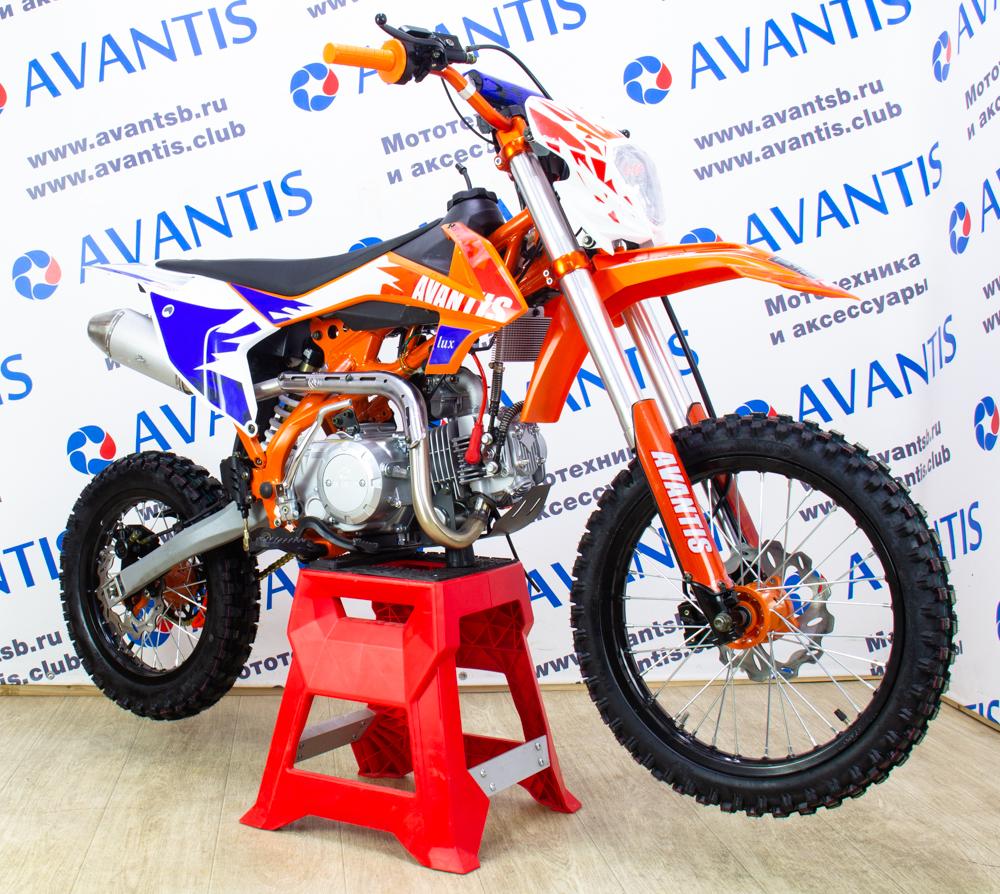 Питбайк Avantis 150 Lux 17/14