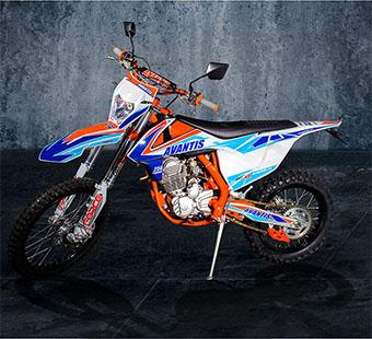 Мотоцикл Avantis Enduro 250 FA c ПТС