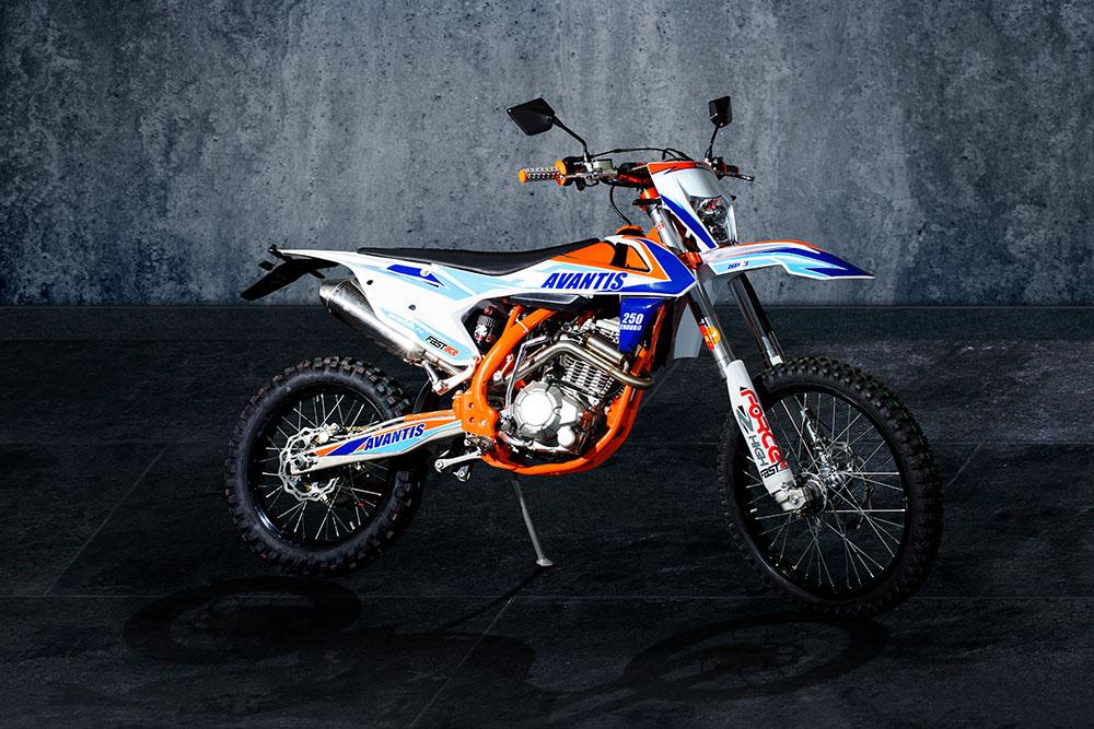 Мотоцикл Avantis Enduro 250 FA (c ПТС)