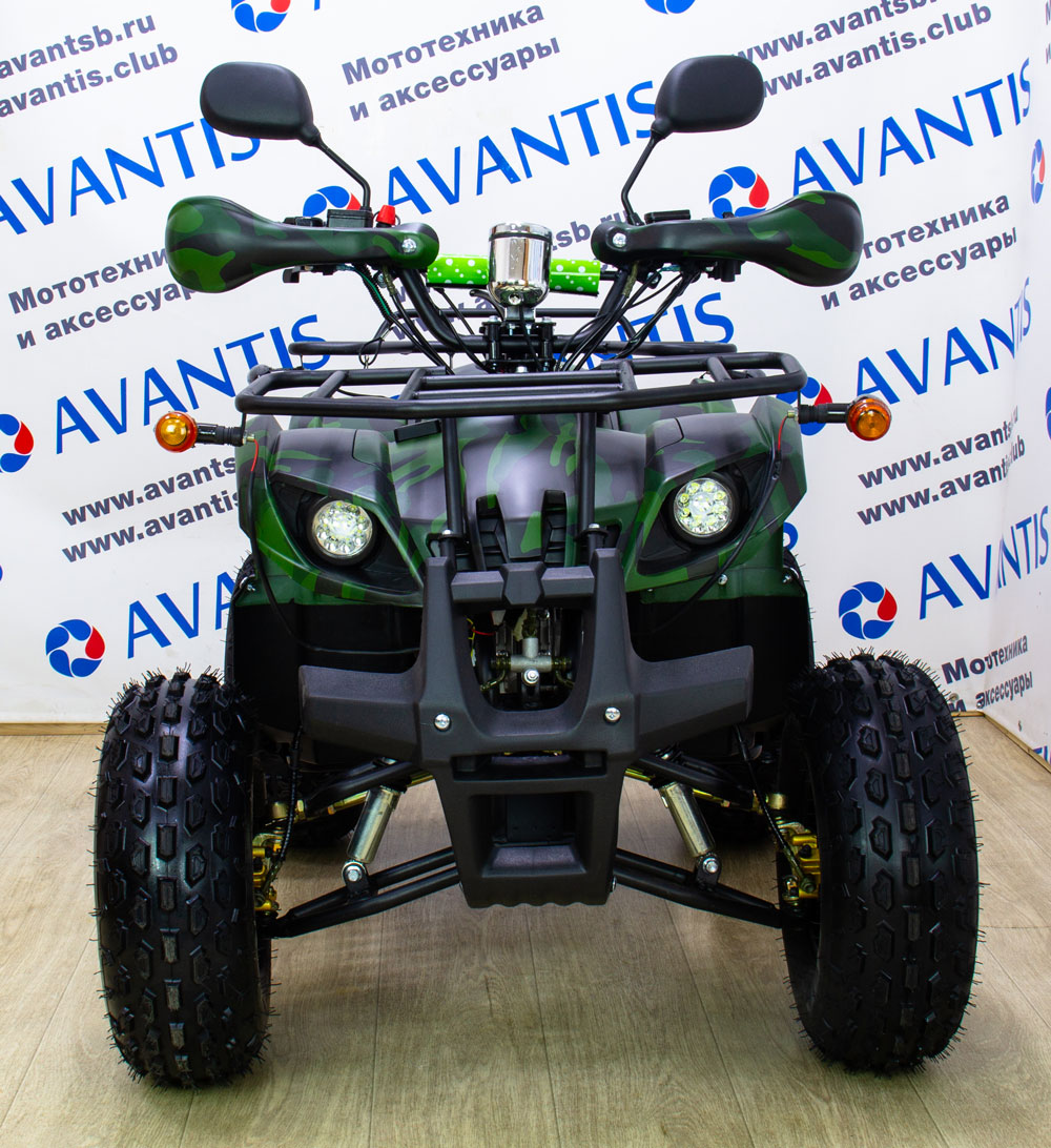Квадроцикл Avantis Classic 8+