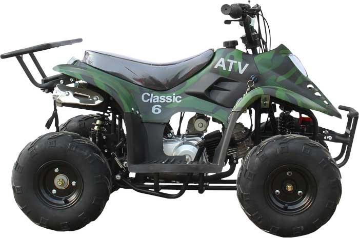 Квадроцикл Avantis Classic 6