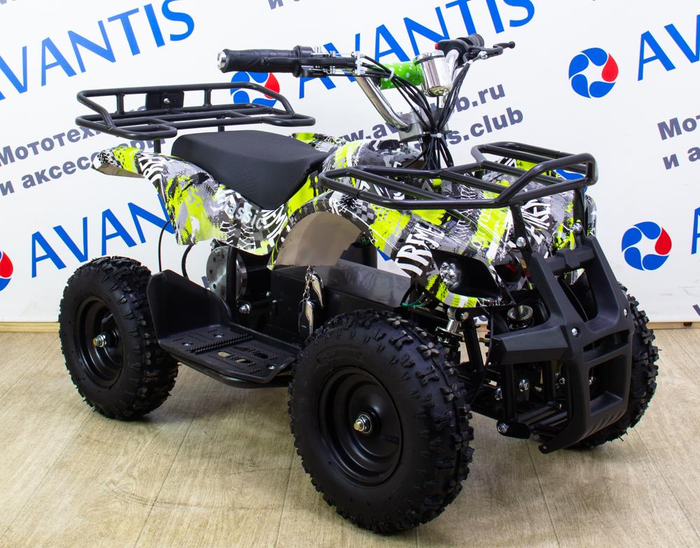Детский квадроцикл Avantis Classic mini E 800W