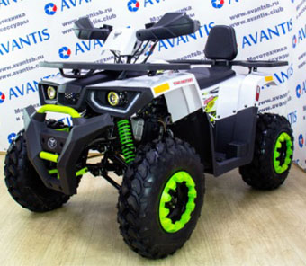 купить Квадроцикл Avantis Hunter 200 New LUX