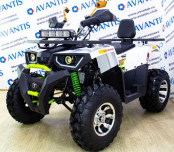 купить Квадроцикл Avantis Hunter 200 New Premium