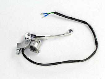 Рычаг сцепления в сборе с кронштейном питбайк Avantis 125-150cc