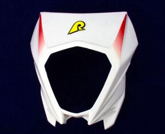 Пластик корпус фары Avantis pitbike 125-190