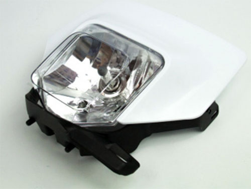 Фара передняя без выреза под тормозной шланг Avantis Enduro, FX250