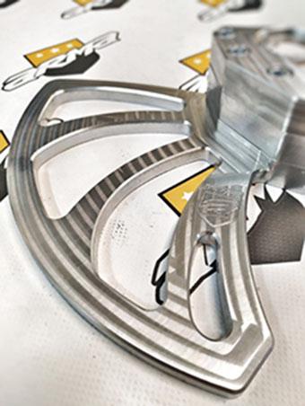 Защита переднего тормозного диска Avantis Pro ARMA