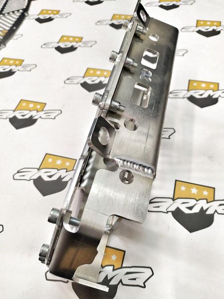 Защита радиаторов усиленная Avantis Pro ARMA
