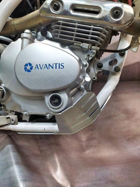 Защита картера Avantis FX ARMA