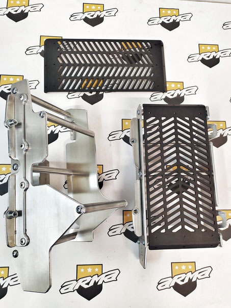 Защита радиаторов Avantis Pro ARMA