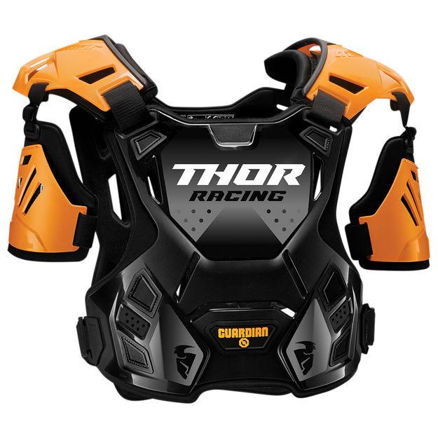Защита тела Thor Guardian S20 оранжево-черная