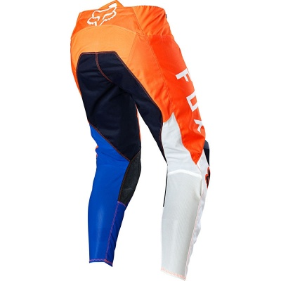 Мотоштаны Fox 180 Lovl SE Pant Orange/Blue