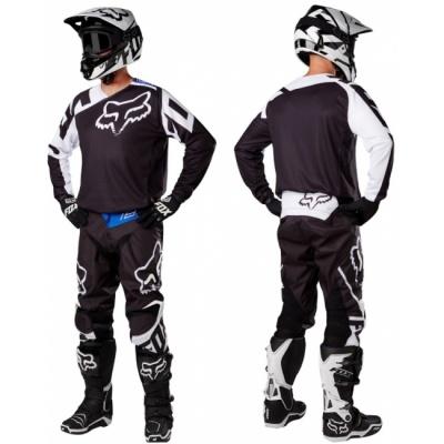 Мотоштаны Fox 180 Race Pant Black