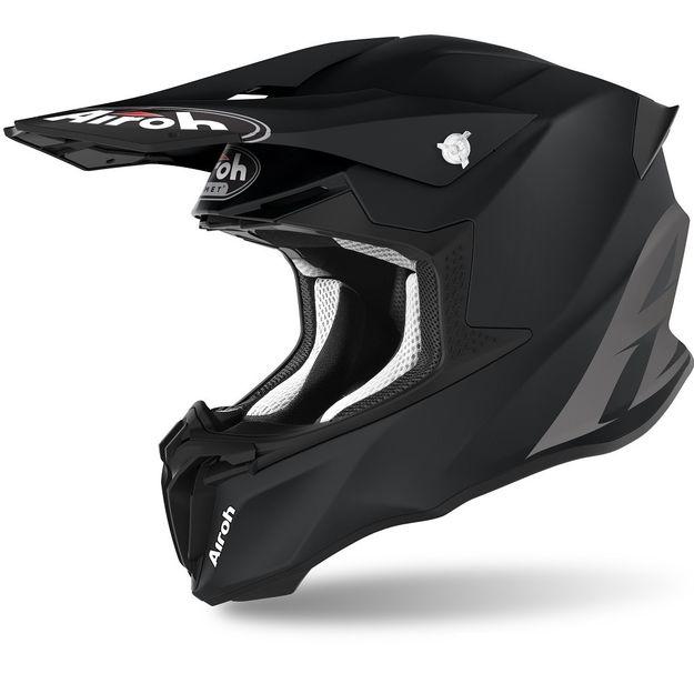 Купить Шлем для эндуро и кросса Airoh Twist 2.0 Color Black Matt