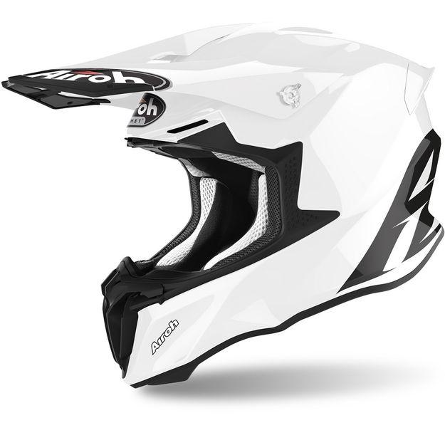 Купить Шлем для эндуро и кросса Airoh Twist 2.0 Color White Gloss
