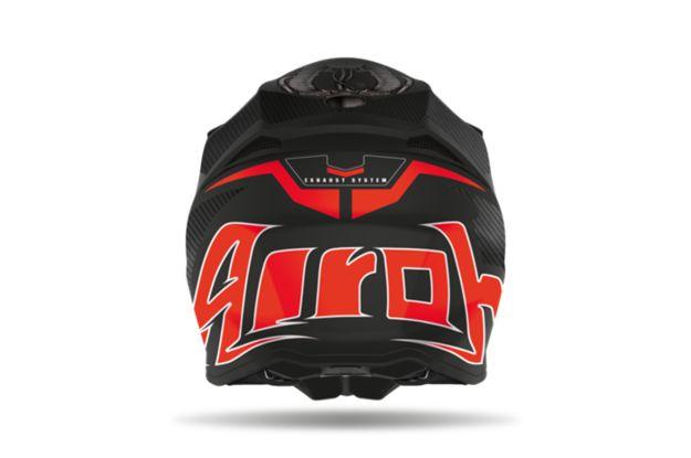 Шлем для эндуро и кросса Airoh Twist 2.0 Bolt Matt