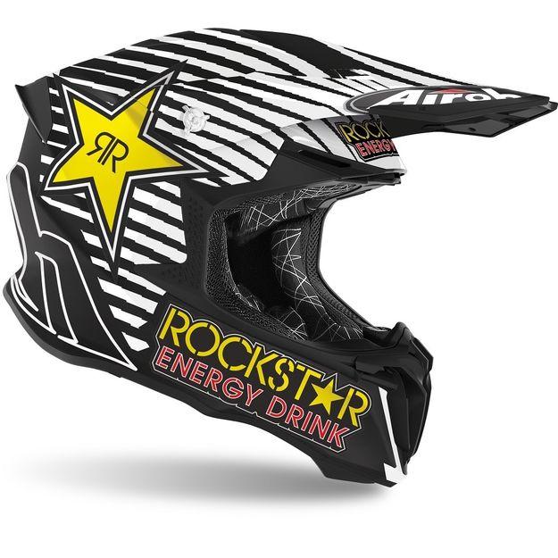 Купить Шлем для эндуро и кросса Airoh Twist 2.0 black