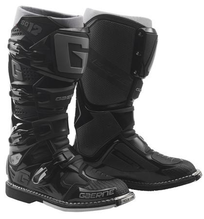 Купить Мотоботы Gaerne SG 12 черные