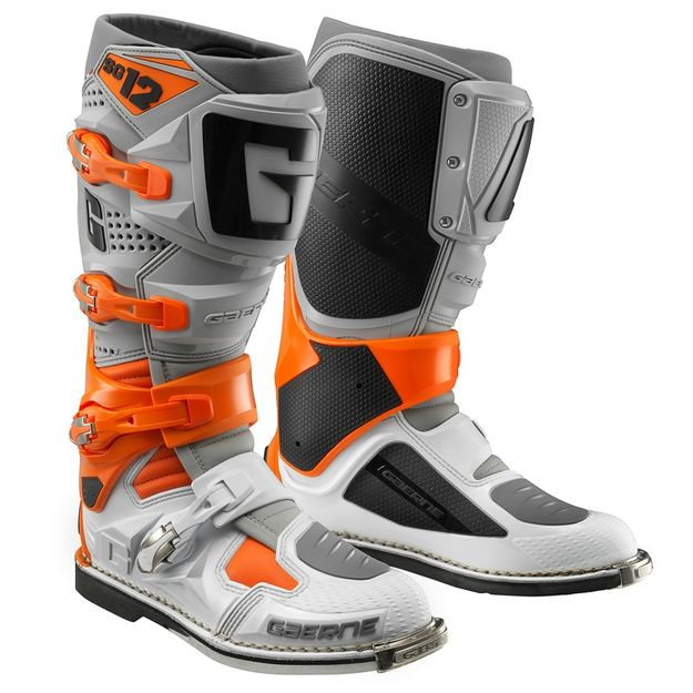 Купить Мотоботы Gaerne SG 12 orange