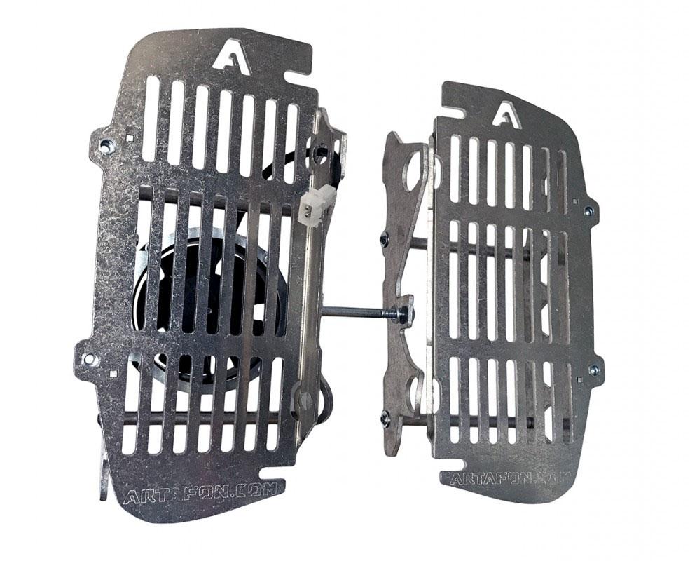 Крышки Охладителя KTM HUSQVARNA + Вентилятор