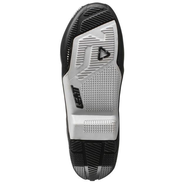 Купить Мотоботы Leatt GPX 5.5 Flexlock черно-белые