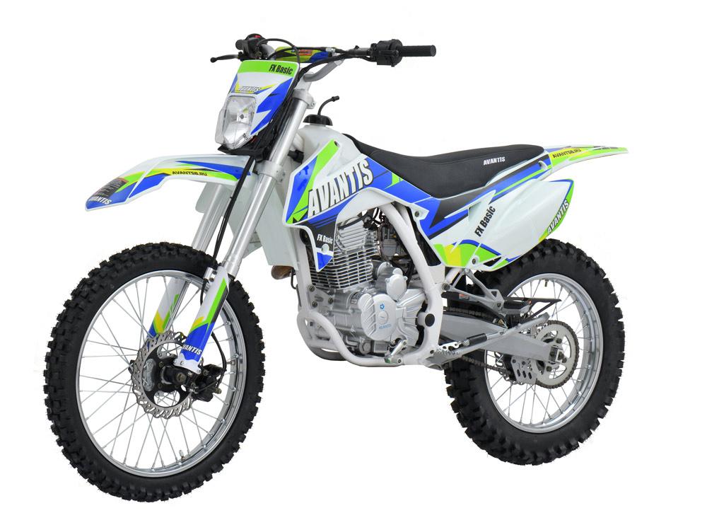 купить Мотоцикл Avantis FX 250 (169 FMM Design HS 2019)