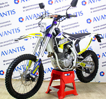 Мотоцикл Avantis Enduro 250 off road