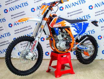Мотоцикл Avantis Enduro 300 Carb с ПТС