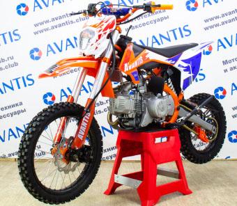 Питбайк Avantis 190 Lux 17/14